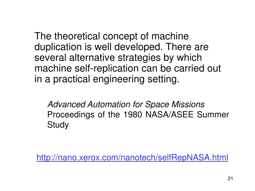 Advanced Automation for Space Missions
