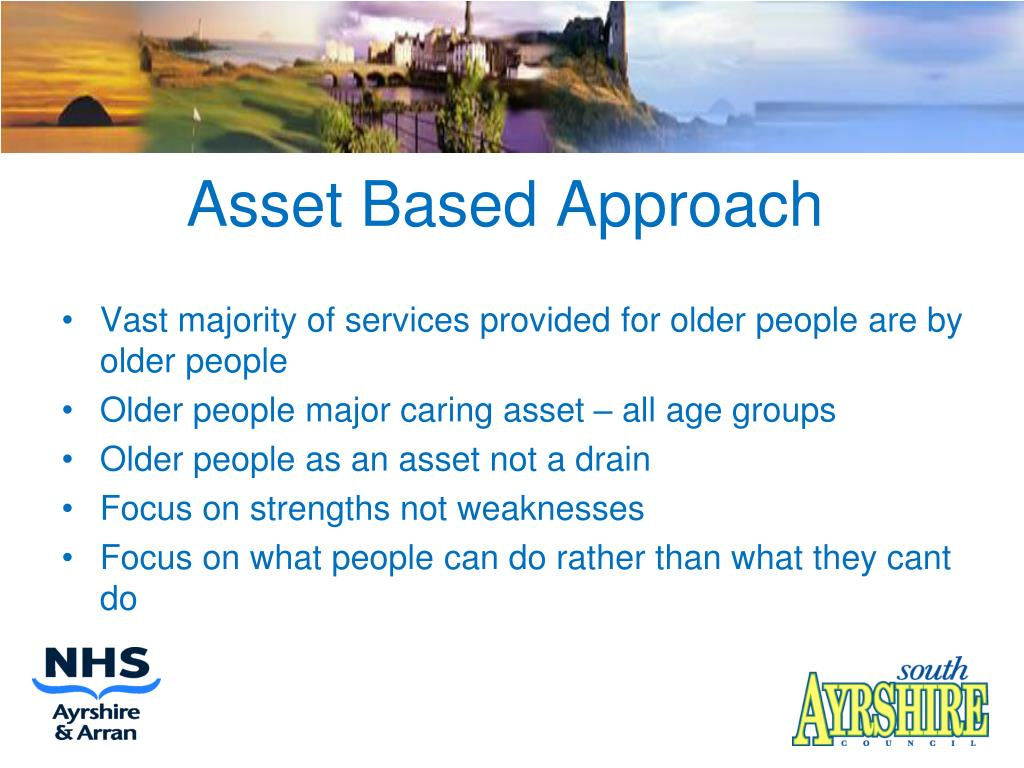Asset Based Approach
