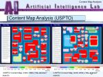 content map analysis uspto30