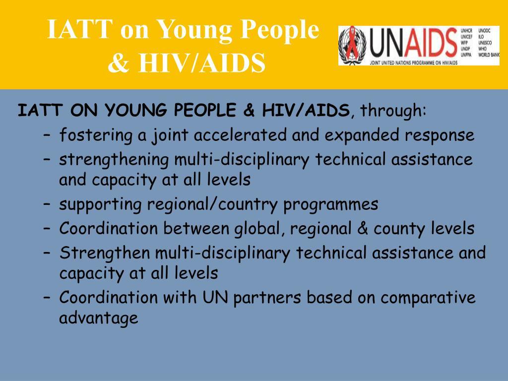 IATT on Young People