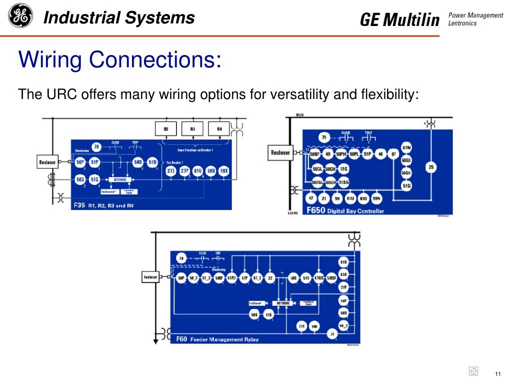 Wiring Connections: