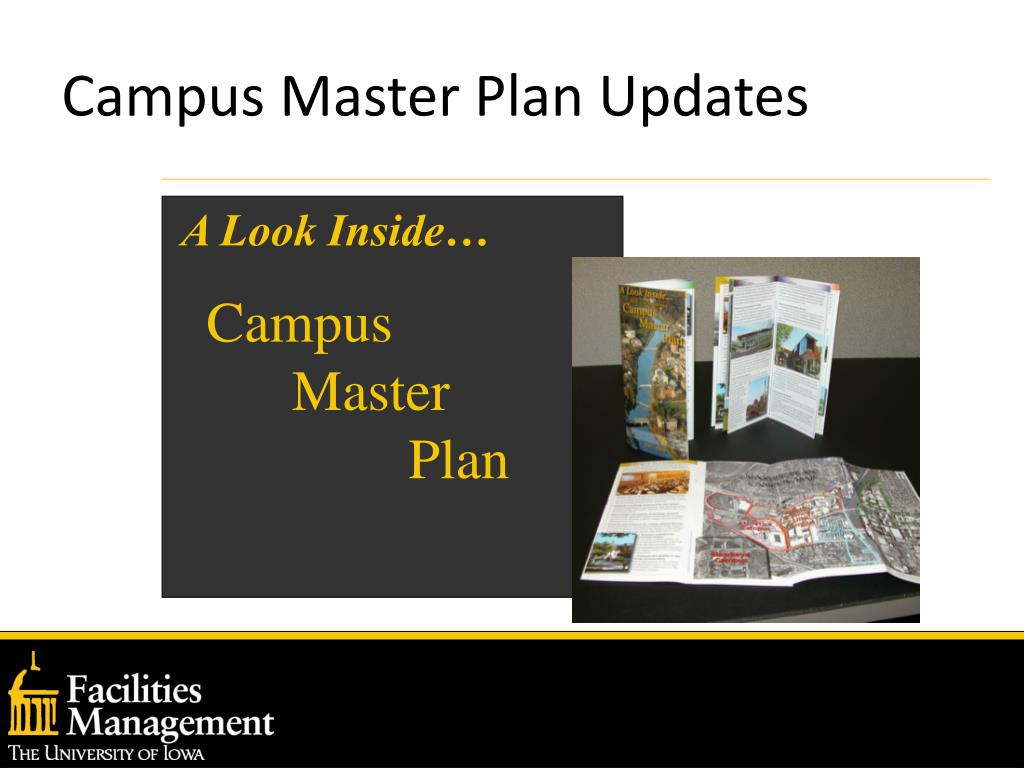 Campus Master Plan Updates