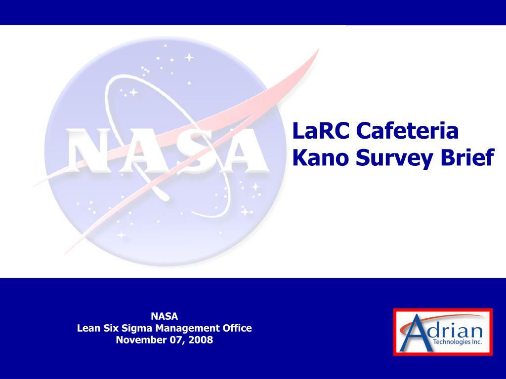LaRC Cafeteria