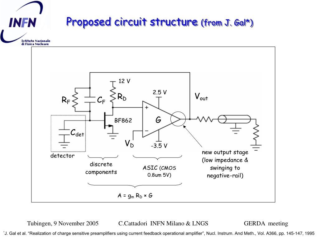Proposed circuit structure