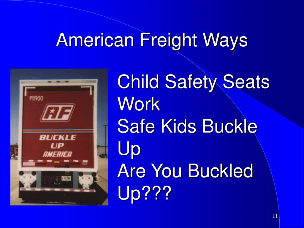 American Freight Ways
