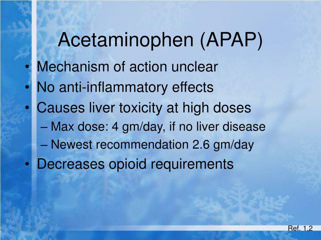 Acetaminophen (APAP)