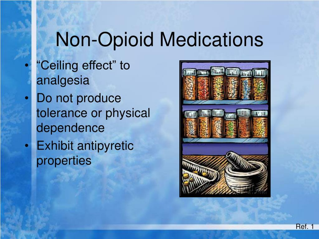 Non-Opioid Medications