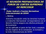 vi reuni n preparatoria de foros de cortes supremas de mercosur10