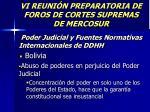 vi reuni n preparatoria de foros de cortes supremas de mercosur13