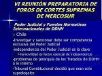 vi reuni n preparatoria de foros de cortes supremas de mercosur16