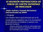vi reuni n preparatoria de foros de cortes supremas de mercosur20