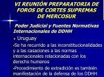 vi reuni n preparatoria de foros de cortes supremas de mercosur21