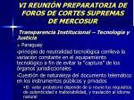 vi reuni n preparatoria de foros de cortes supremas de mercosur36