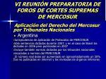 vi reuni n preparatoria de foros de cortes supremas de mercosur43