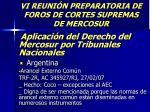 vi reuni n preparatoria de foros de cortes supremas de mercosur54