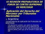 vi reuni n preparatoria de foros de cortes supremas de mercosur60