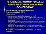 vi reuni n preparatoria de foros de cortes supremas de mercosur8