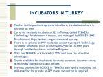 incubators in turkey