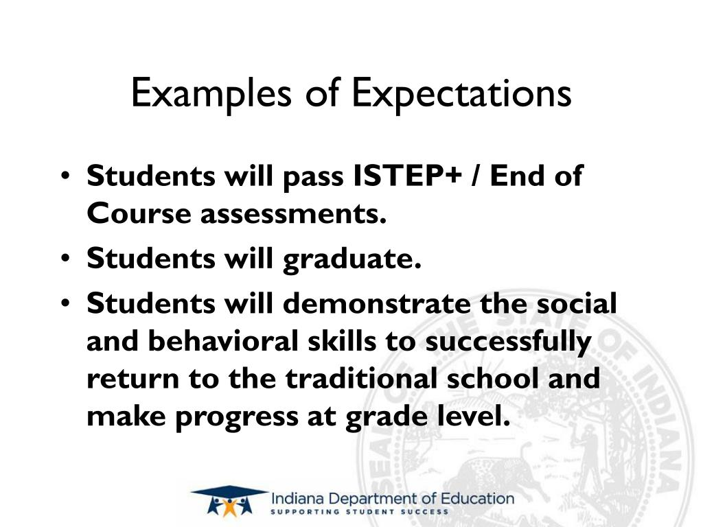 Expectations Essay