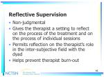 reflective supervision62