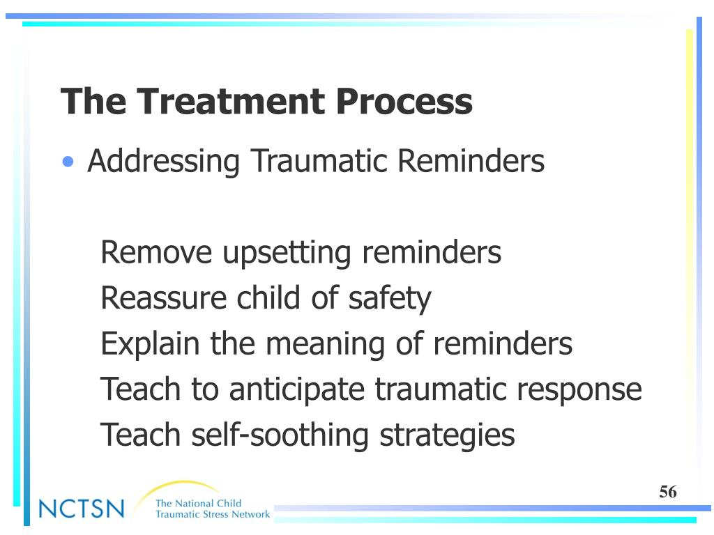 The Treatment Process
