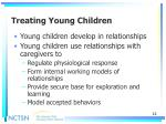 treating young children