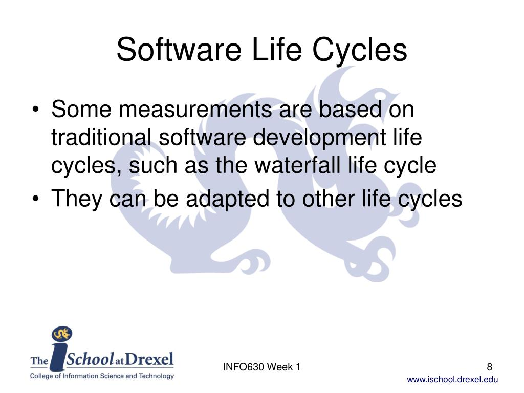 Software Life Cycles