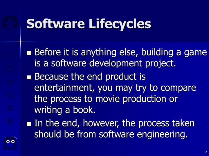 Software lifecycles