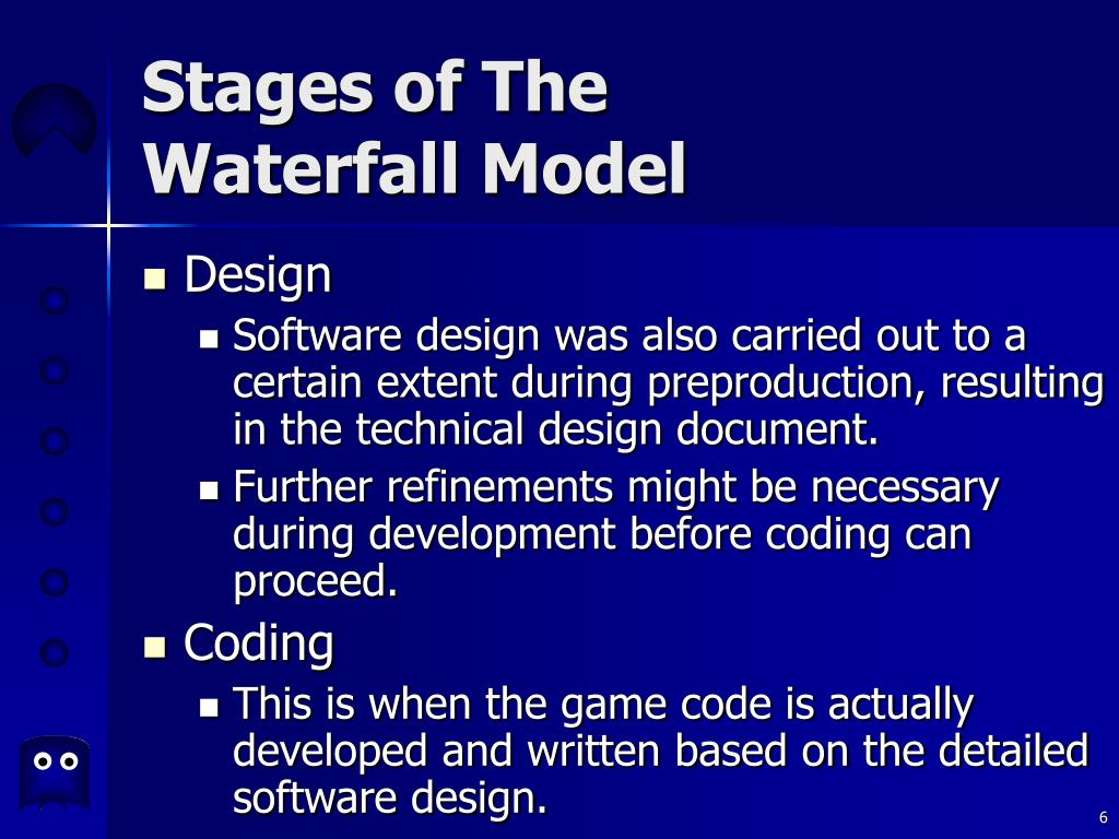 Stages of The