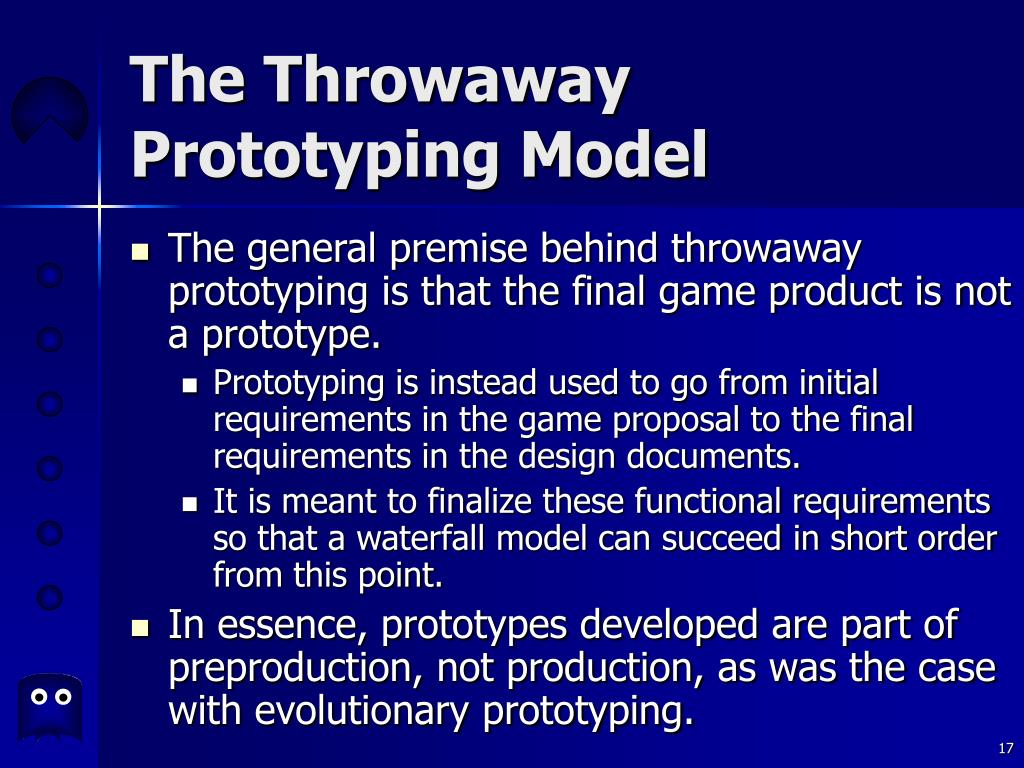 The Throwaway Prototyping Model