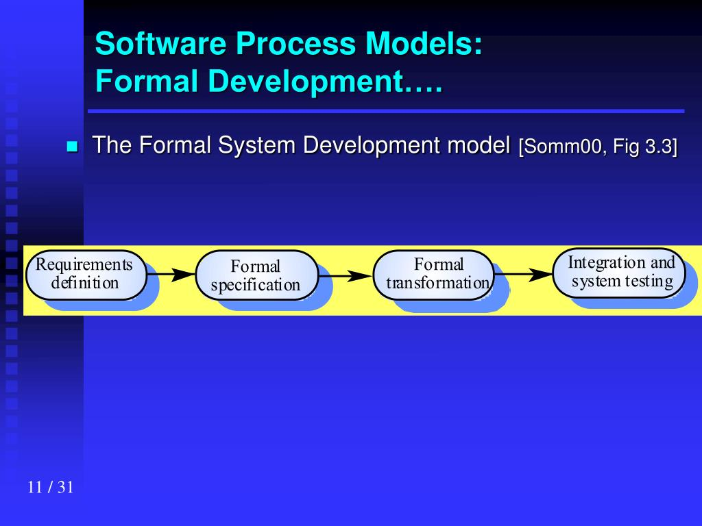 Software Process Models: