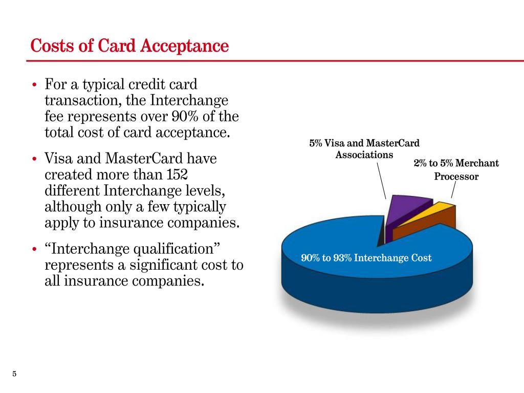 2% to 5% Merchant