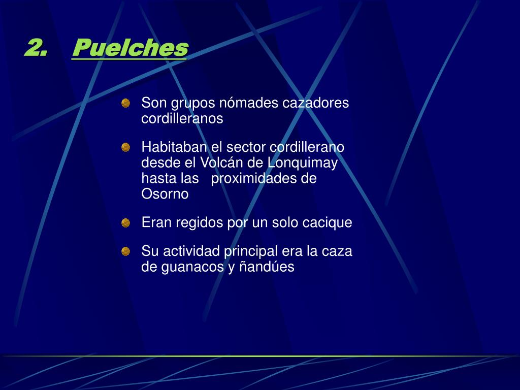 Puelches