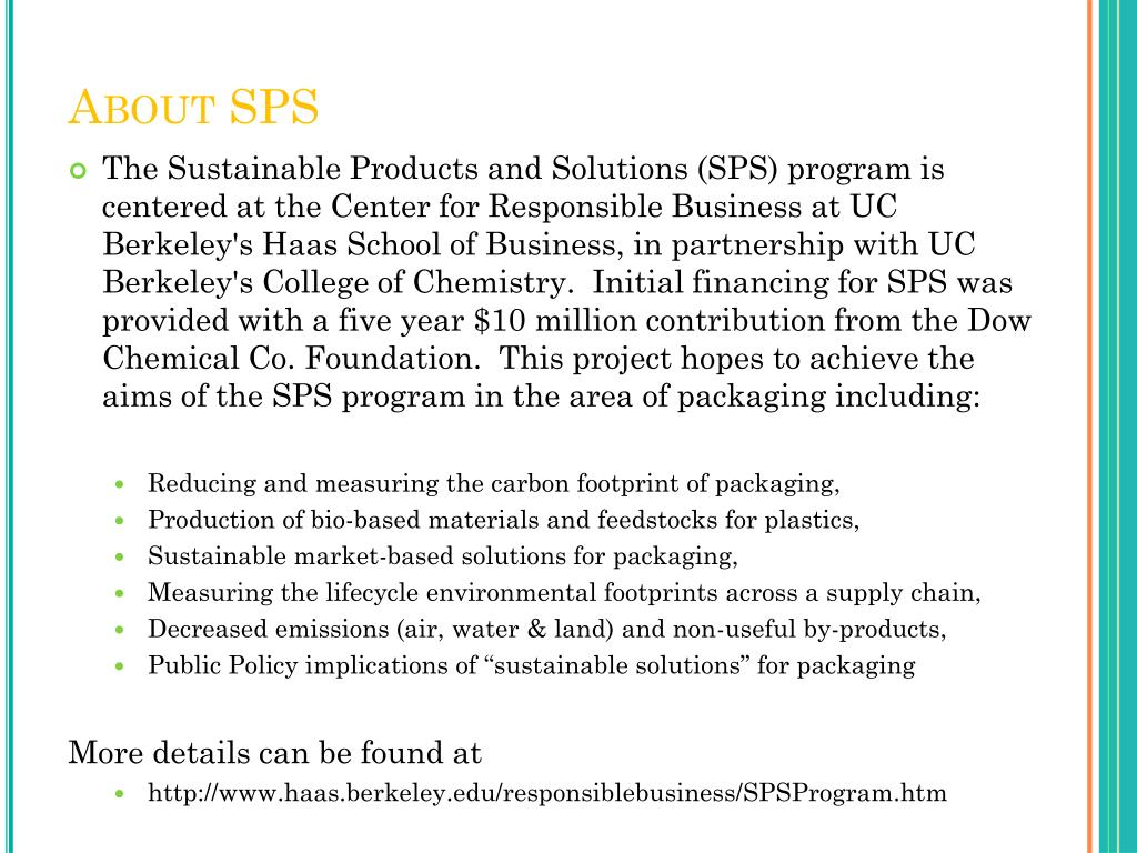 About SPS