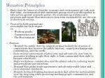 houston principles