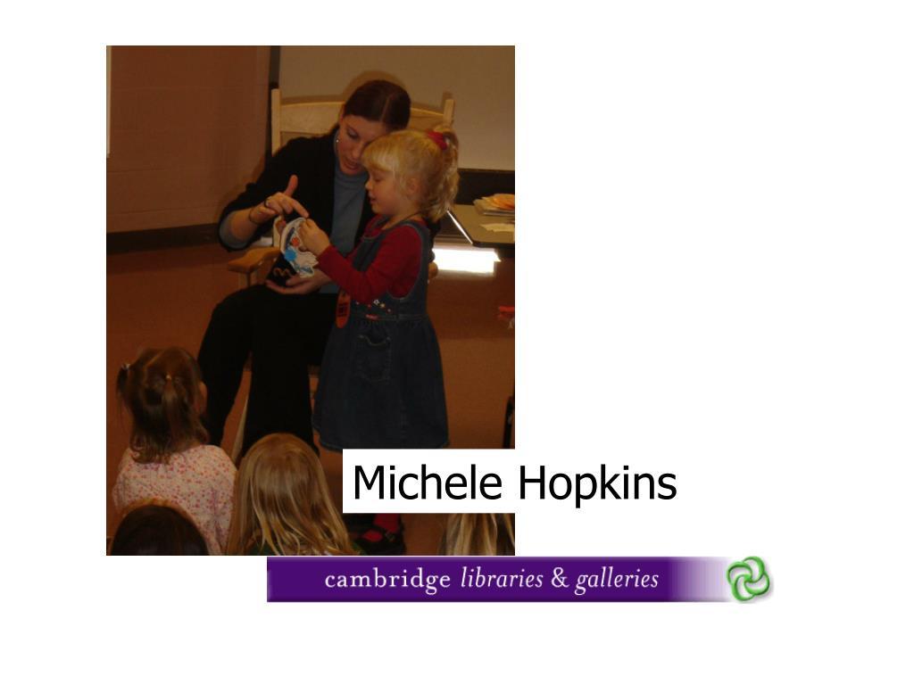 Michele Hopkins