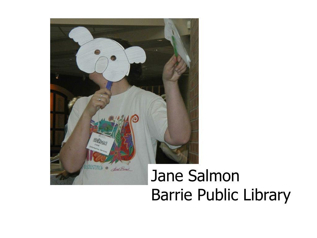 Jane Salmon