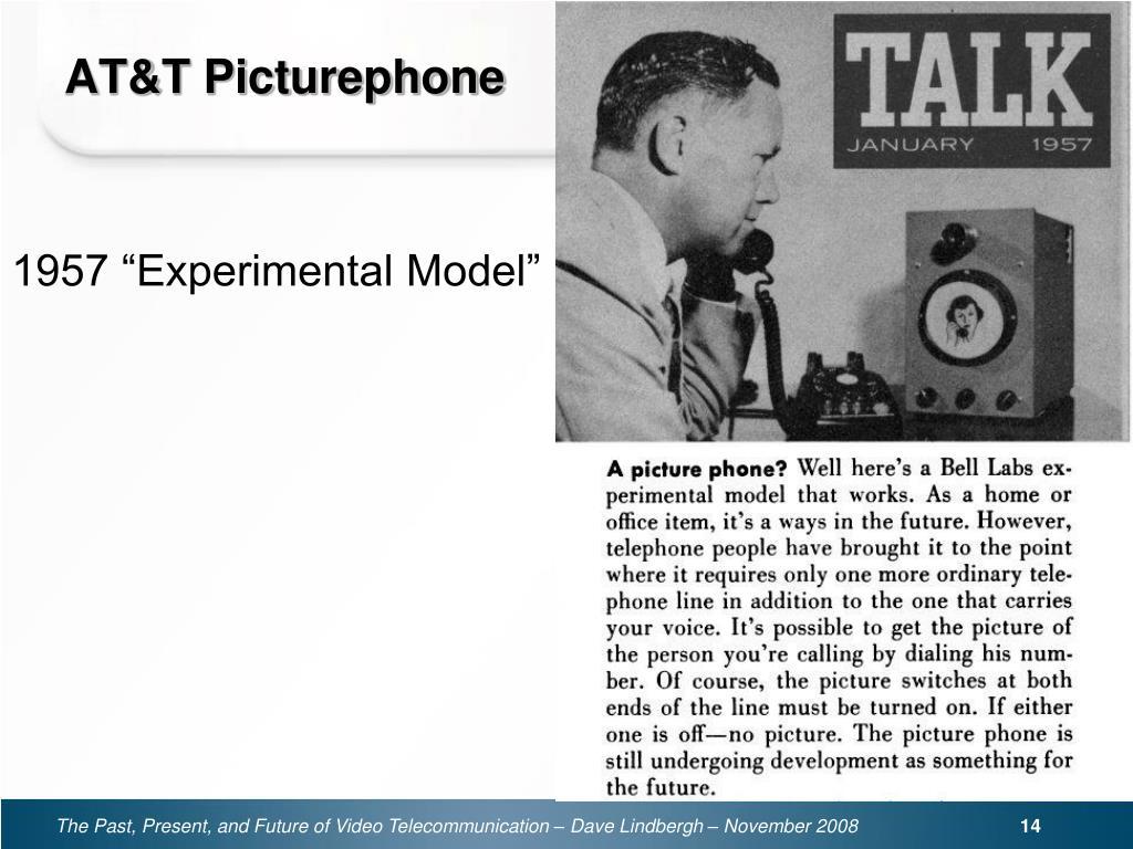 AT&T Picturephone