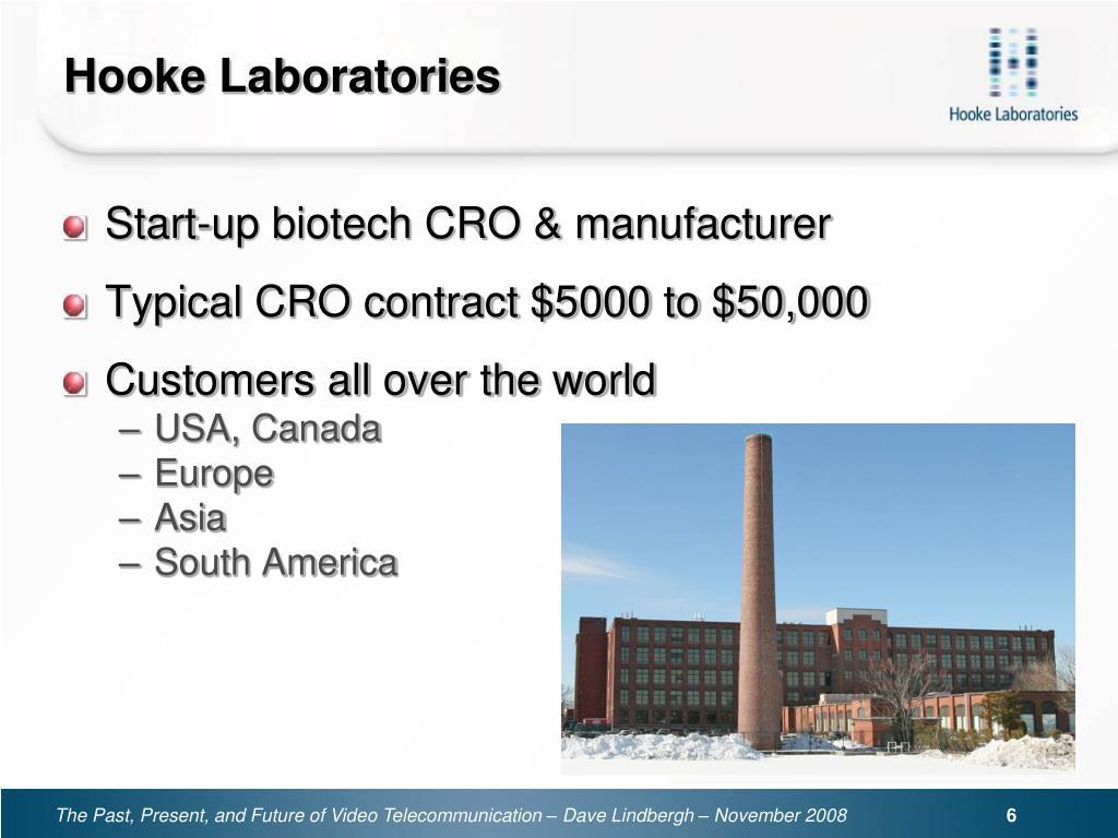 Hooke Laboratories