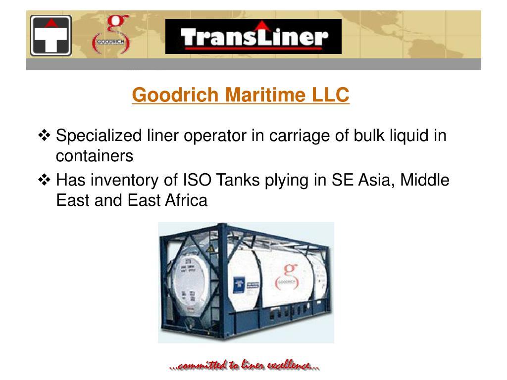 Goodrich Maritime LLC