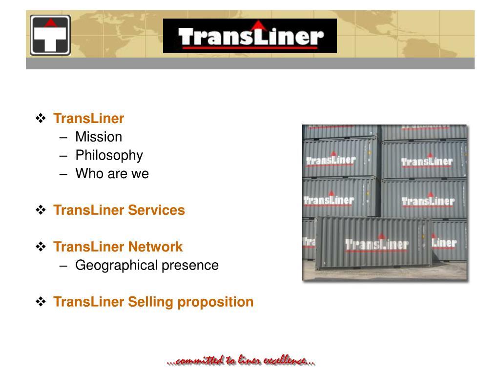 TransLiner