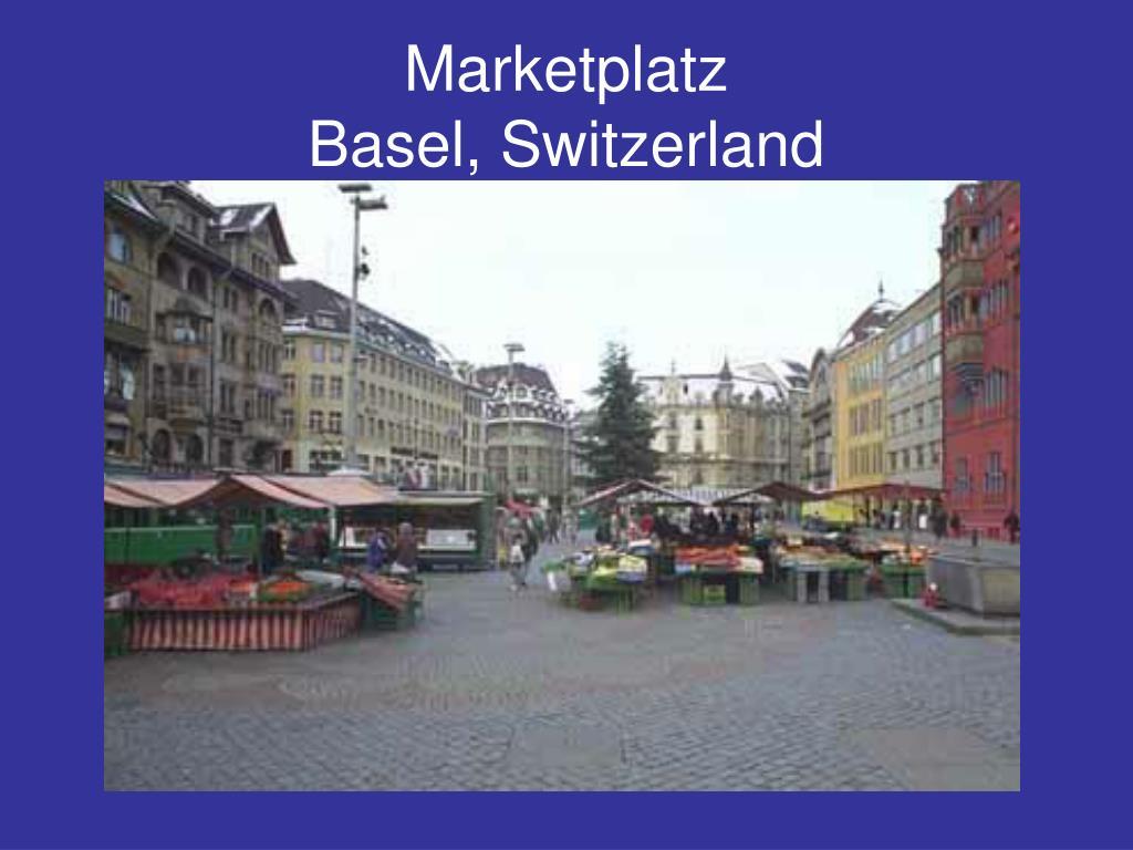Marketplatz