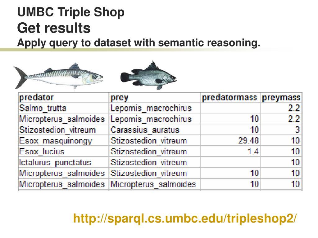 UMBC Triple Shop