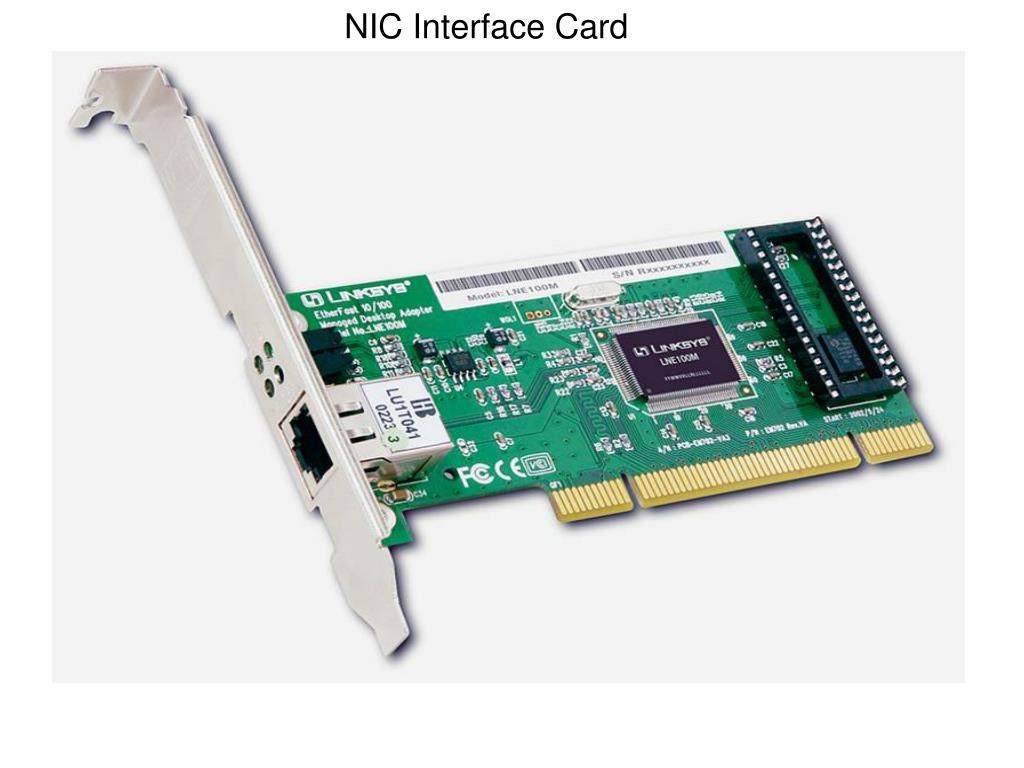 NIC Interface Card