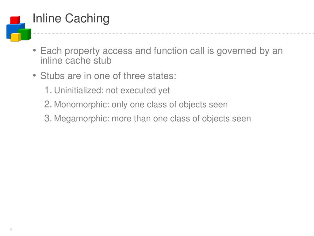 Inline Caching