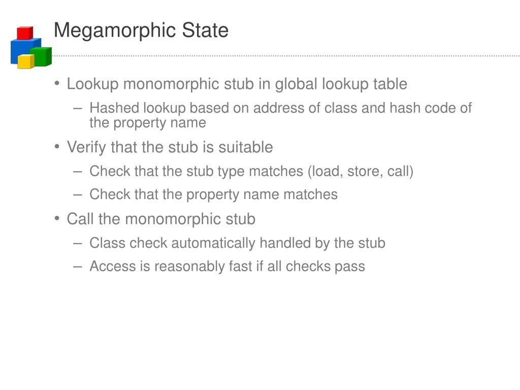 Megamorphic State