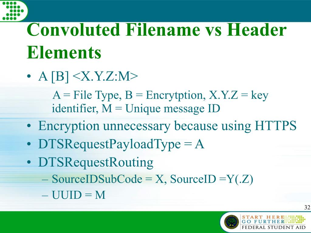 Convoluted Filename vs Header Elements