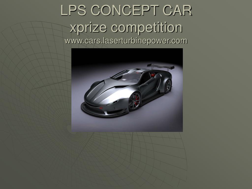 LPS CONCEPT CAR