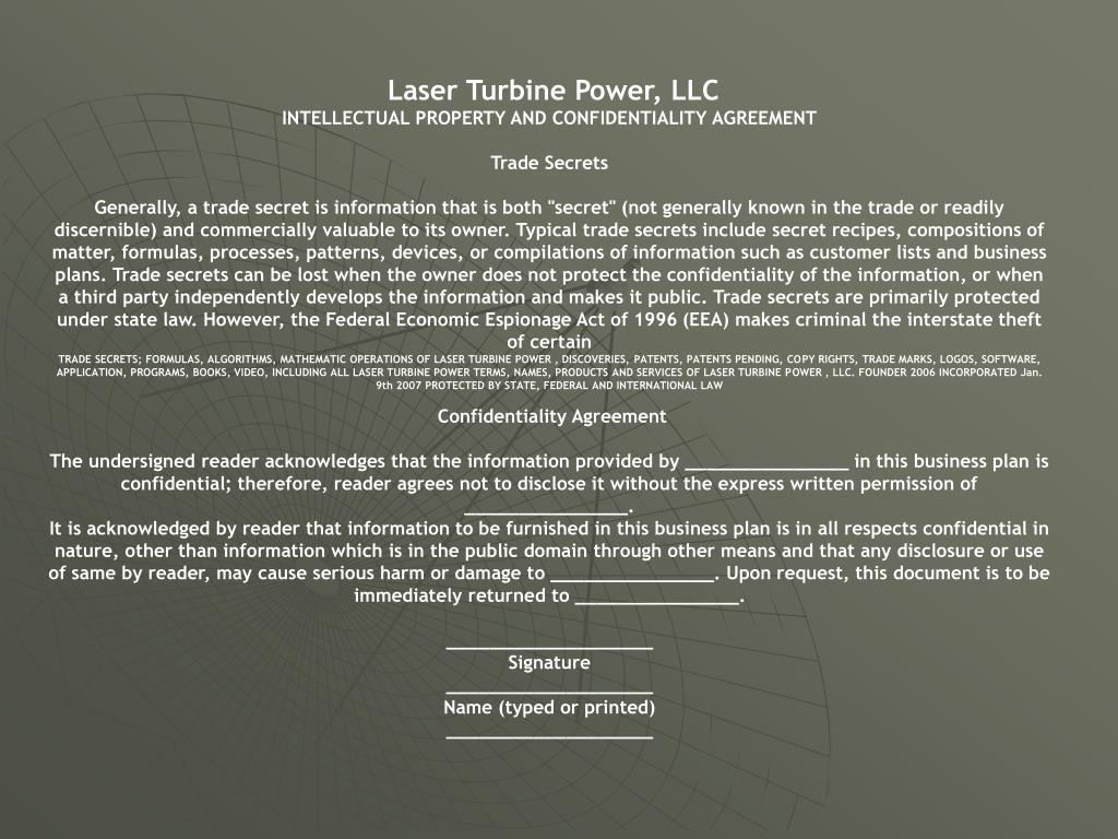 Laser Turbine Power, LLC
