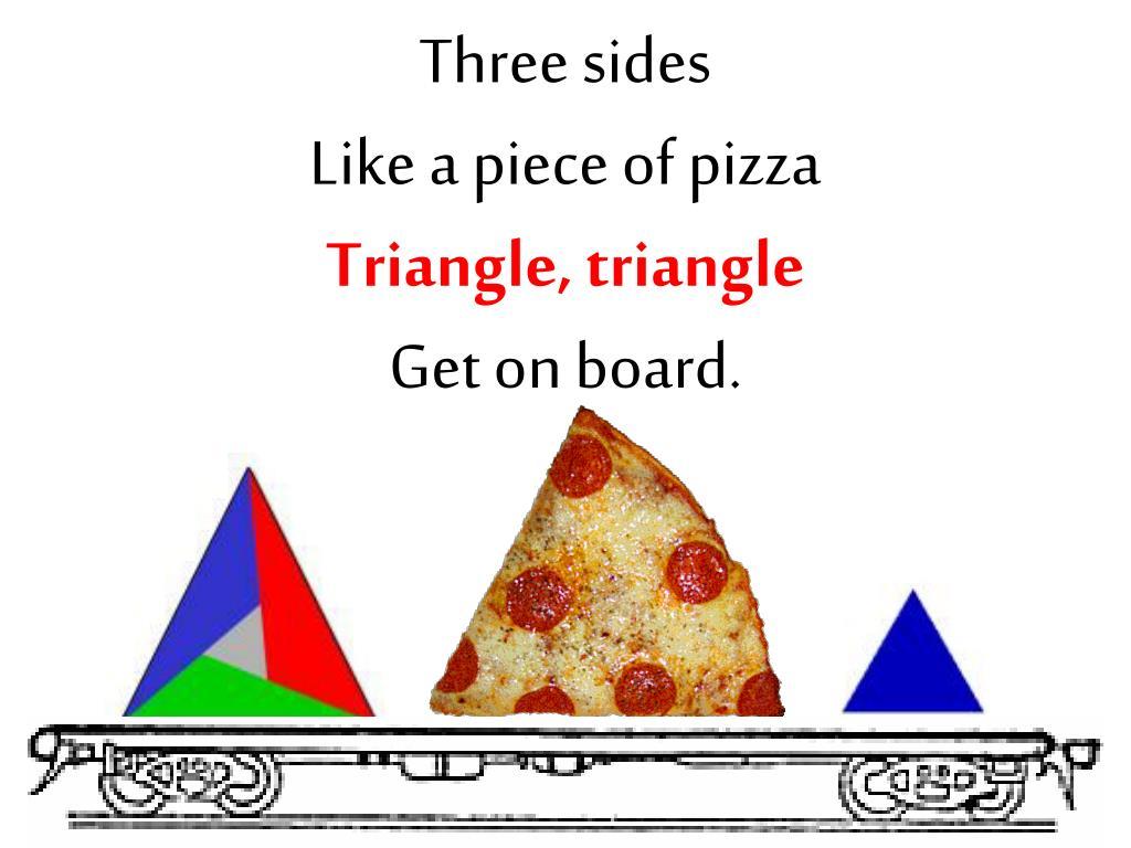 Three sides